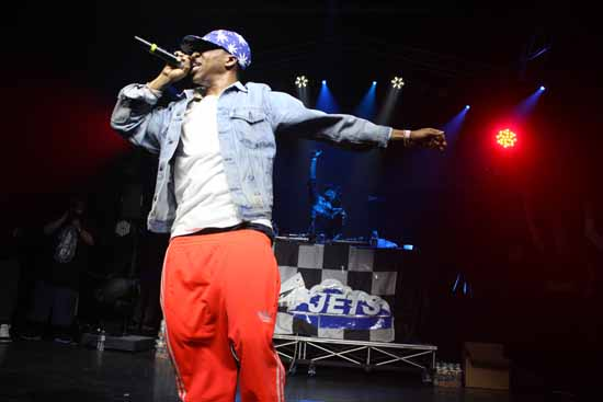 Curren$y LIVE @ The OC Observatory 1/15