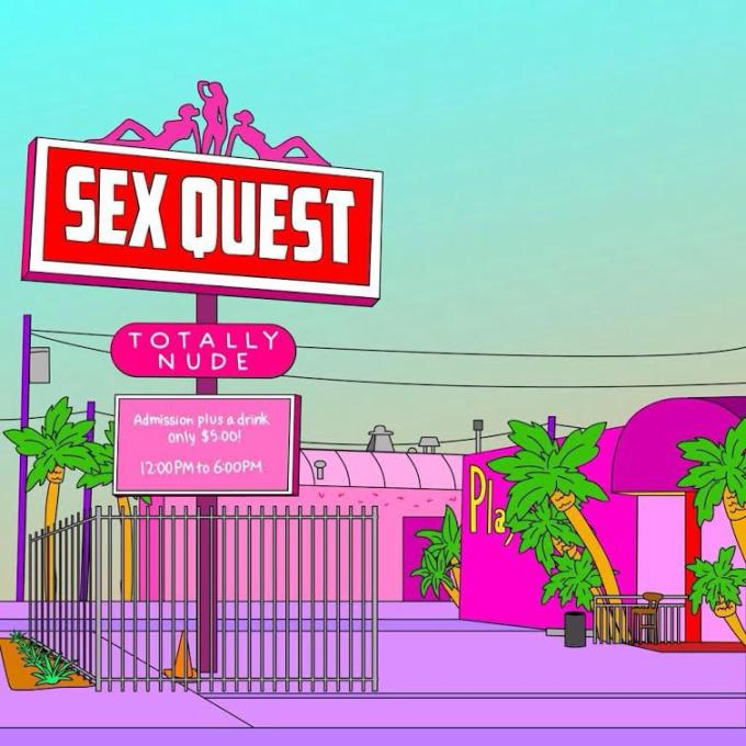 "Speak ""Sex Quest EP 2"""