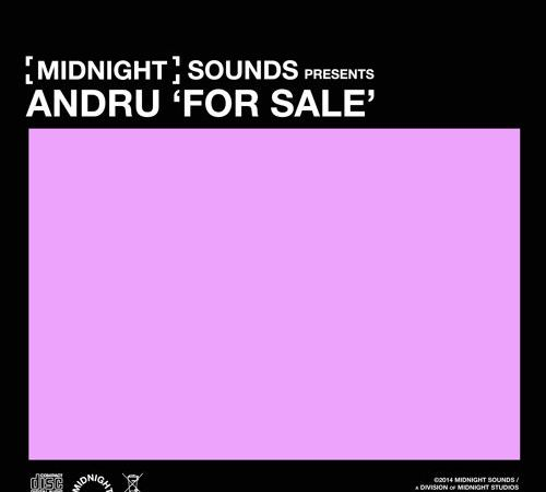 "Andru ""For Sale"""