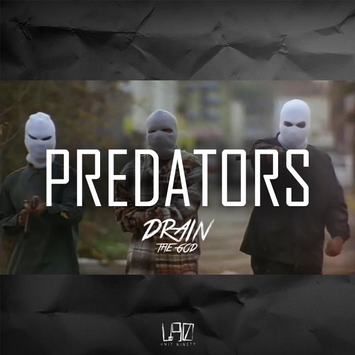 "PREMIERE: DrainTheGod ""Predators"""