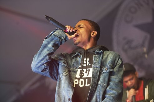 Vince Staples Performs Unreleased Record With Future