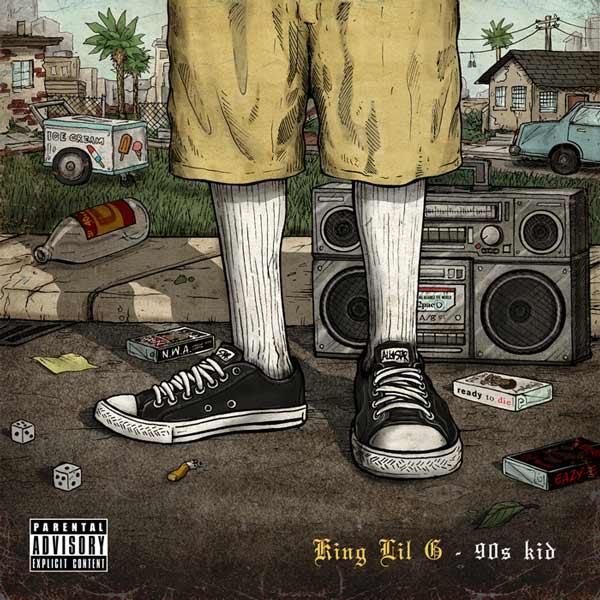 "King Lil G ""90s Kid"" Album"