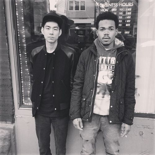 """Nosaj Thing – """"Cold Stares"""" ft. Chance the Rapper"""