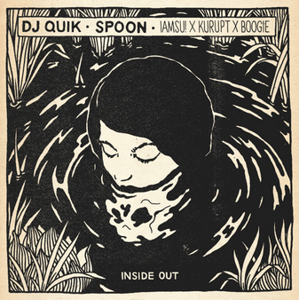 "DJ Quik, iamSU!, Kurupt and Boogie remix Spoon's ""Inside Out"""