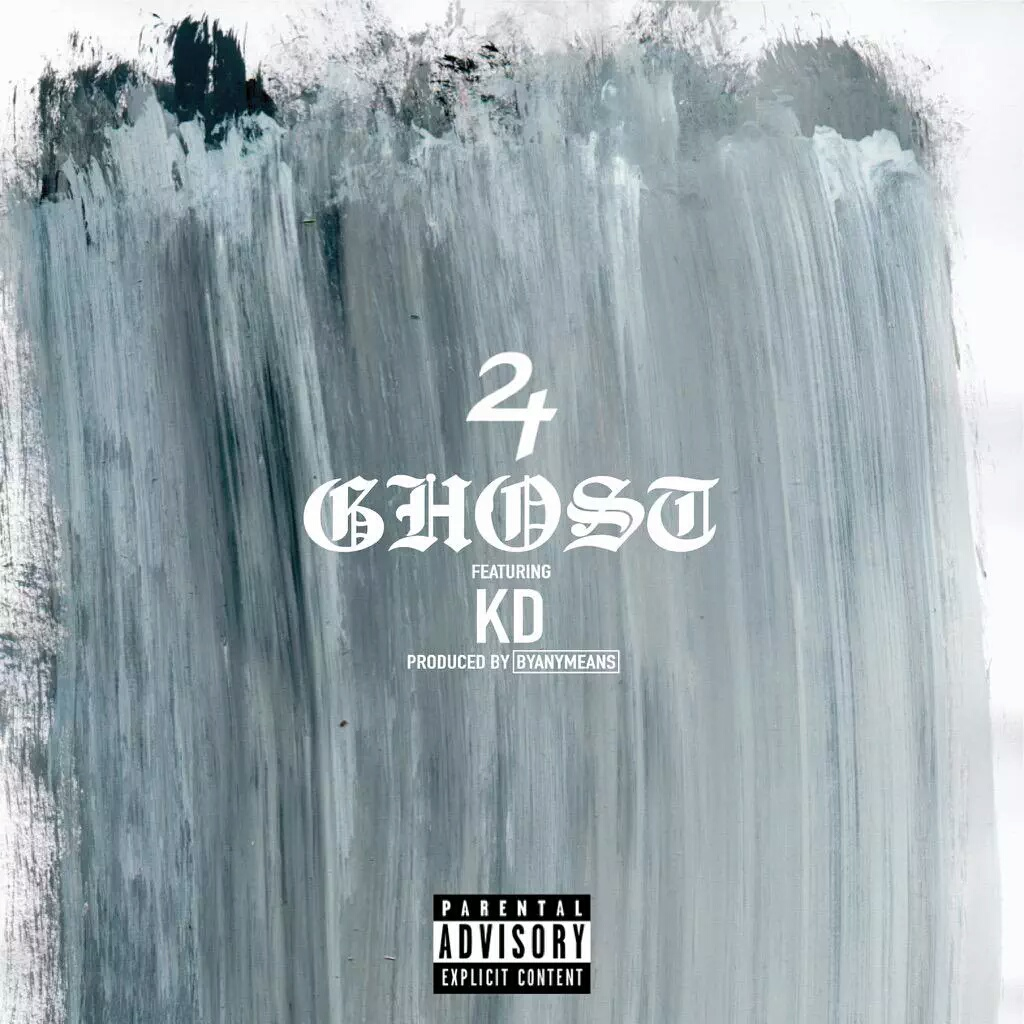 """Two Time x KD """"Ghost"""""""