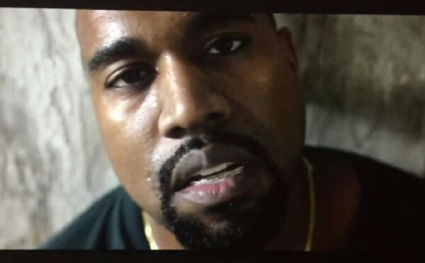 "Kanye West ""I Feel Like That"" Video"