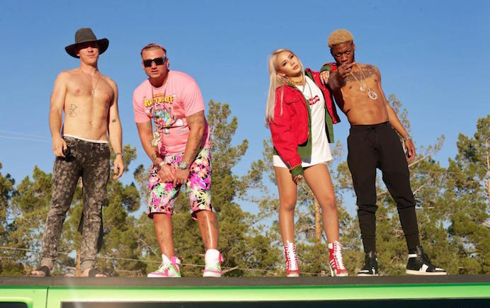 "Diplo x CL x RIFF RAFF x OG Maco – ""Dr. Pepper"" Music Video"