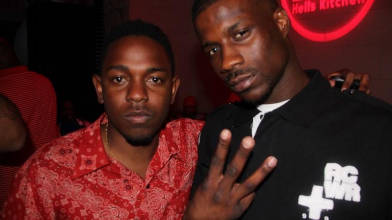 """Jay Rock – """"Easy Bake"""" ft. Kendrick Lamar & SZA"""