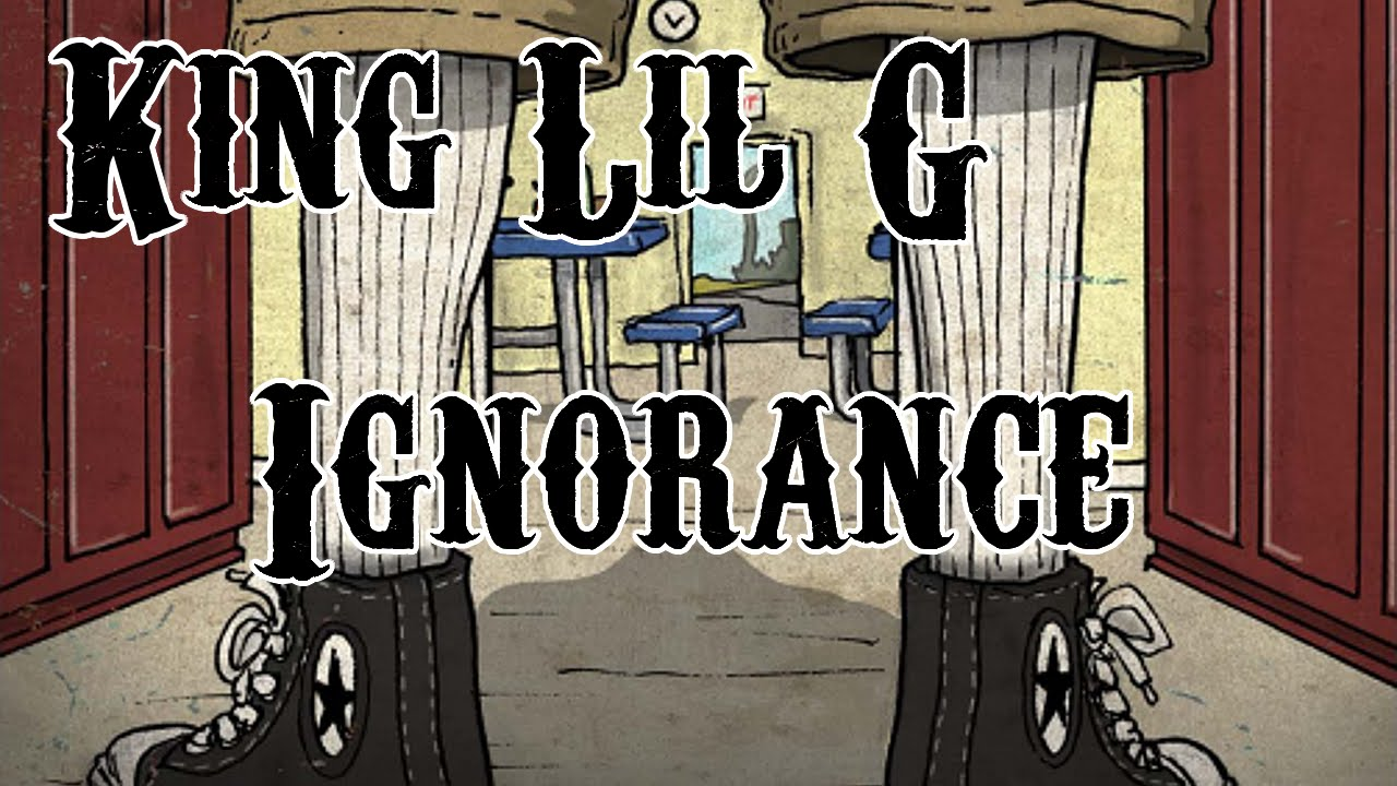 "King Lil G ""Ignorance"" Video"
