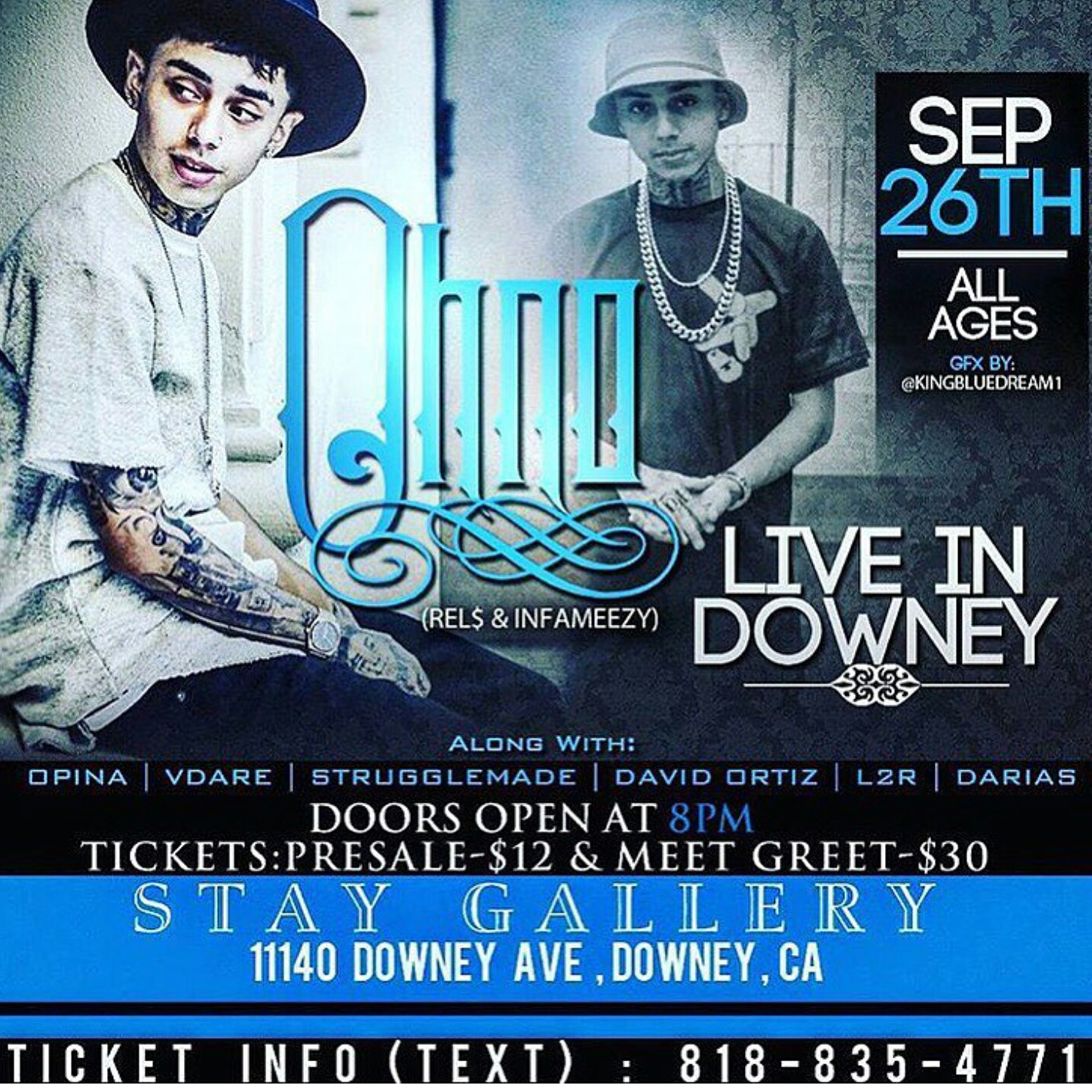 Ohno Live in Downey