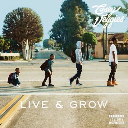 Casey Veggies Reveals Tracklist For 'Live And Grow'