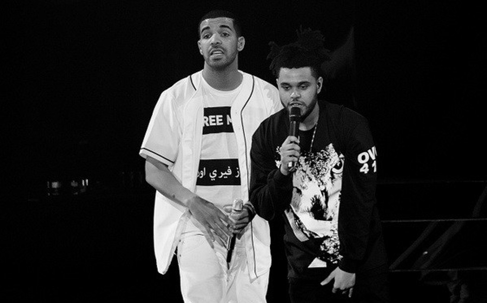 """Drake Remixes The Weeknd's """"Tell Your Friends"""""""