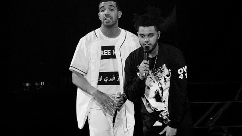 "Drake Remixes The Weeknd's ""Tell Your Friends"""