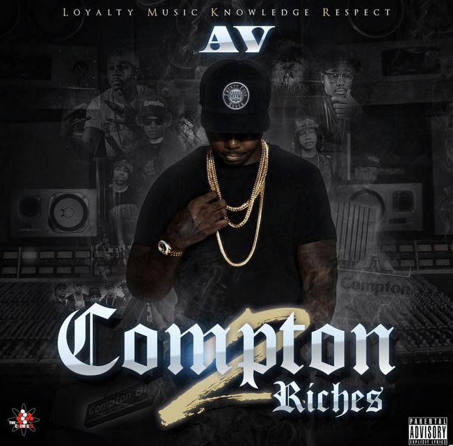 "AV's ""Compton 2 Riches"" Mixtape"