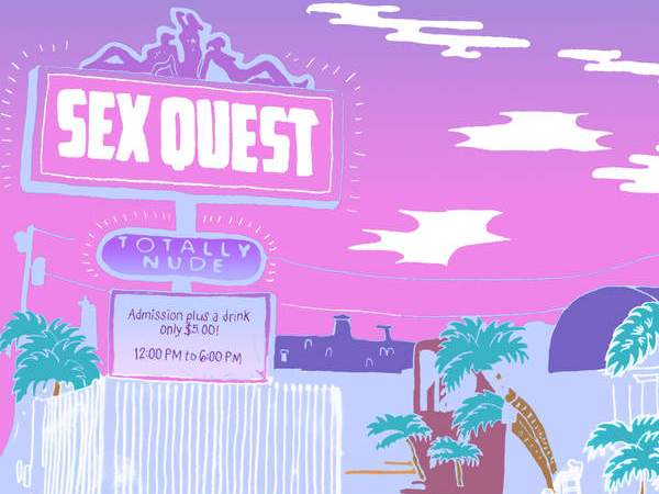 "Stream Speak ""Sex Quest 3"""