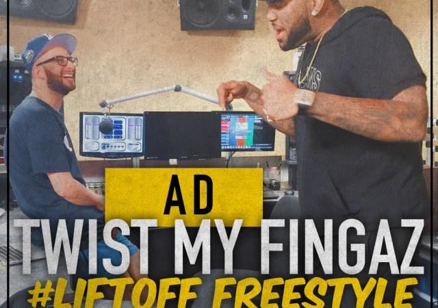 "AD ""Twist My Fingaz"" Liftoff Freestyle"