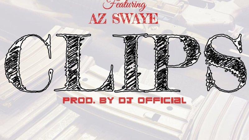 "Panda Badazz x Az Swaye ""Clips"" Prod DJ Official"
