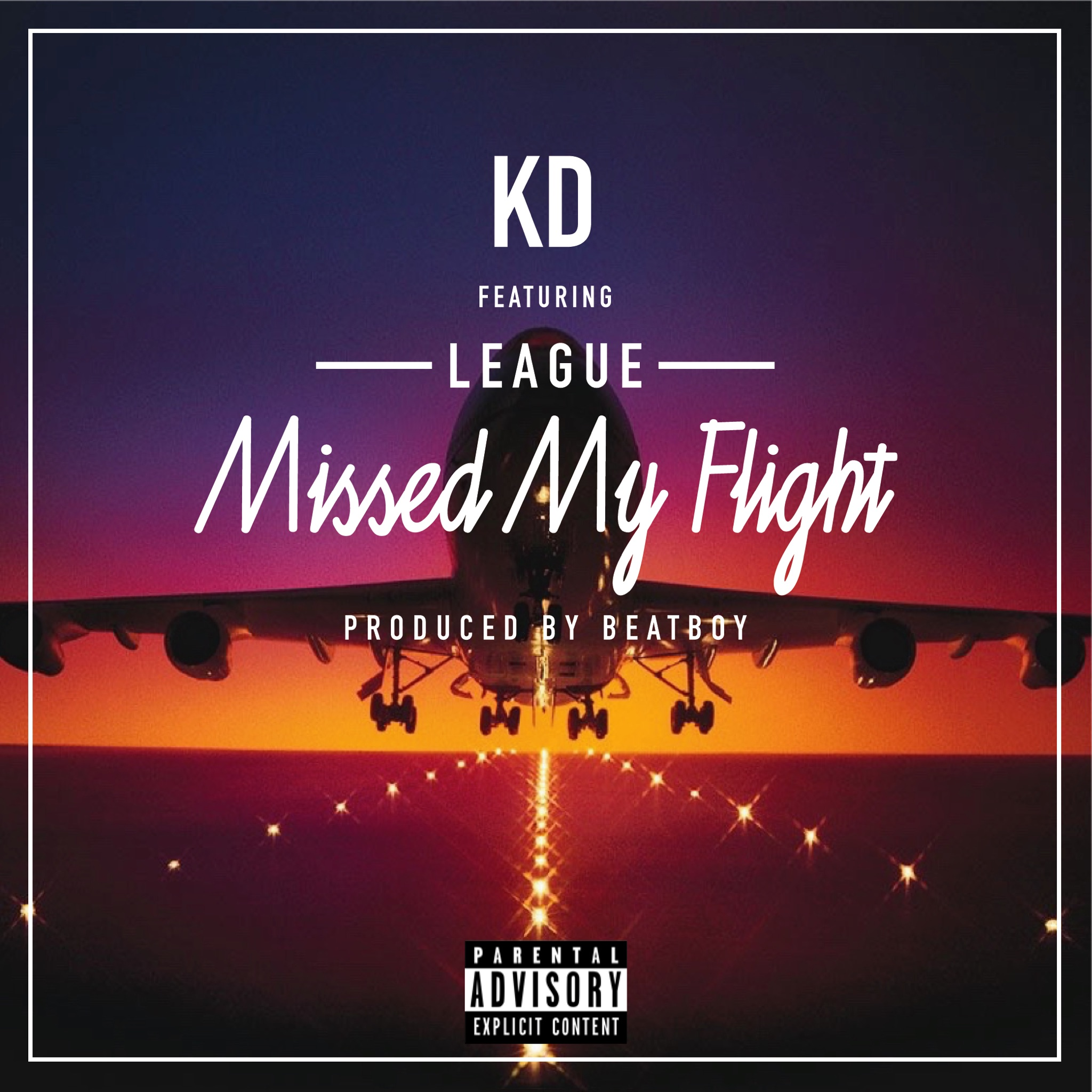 "KD x League ""Missed My Flight"""