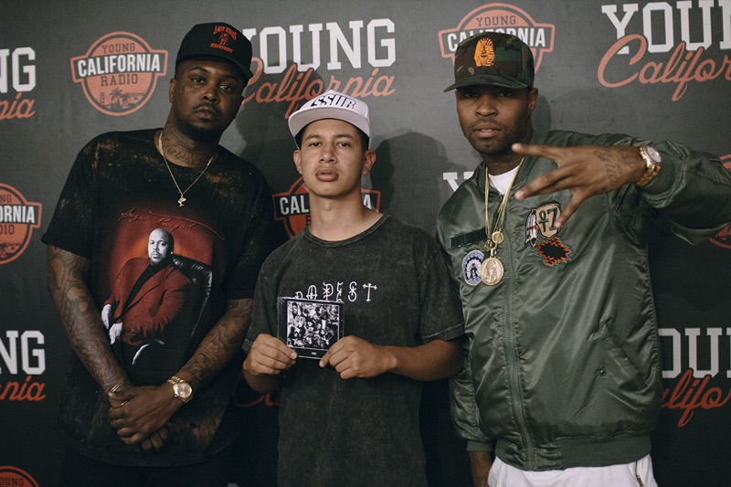$B and King Trell Interview with Cypress Moreno
