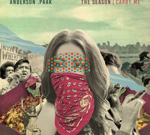 """Anderson .Paak """"The Season/Carry Me"""" (Prod 9th Wonder & Callum Conner)"""