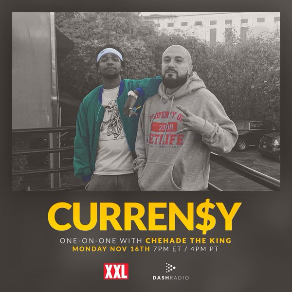Curren$y Interview With Chehade The King