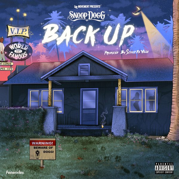 "Snoop Dogg ""Back Up"" Prod Scoop Deville"