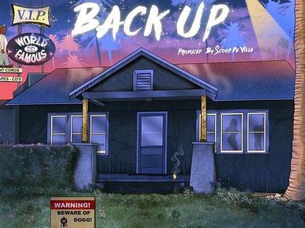 """Snoop Dogg """"Back Up"""" Prod Scoop Deville"""