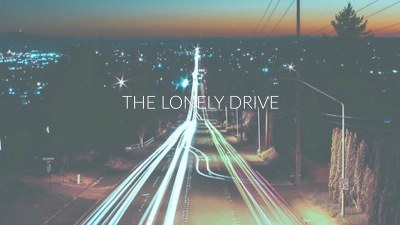 """DC """"The Lonely Drive"""""""