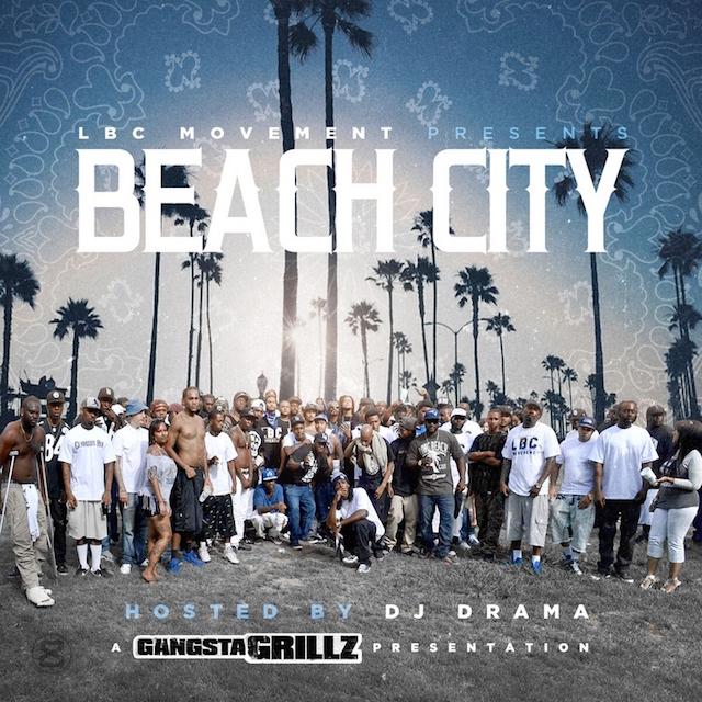 "LBC Movement & Snoop Dogg's ""Beach City (Ladies)"""
