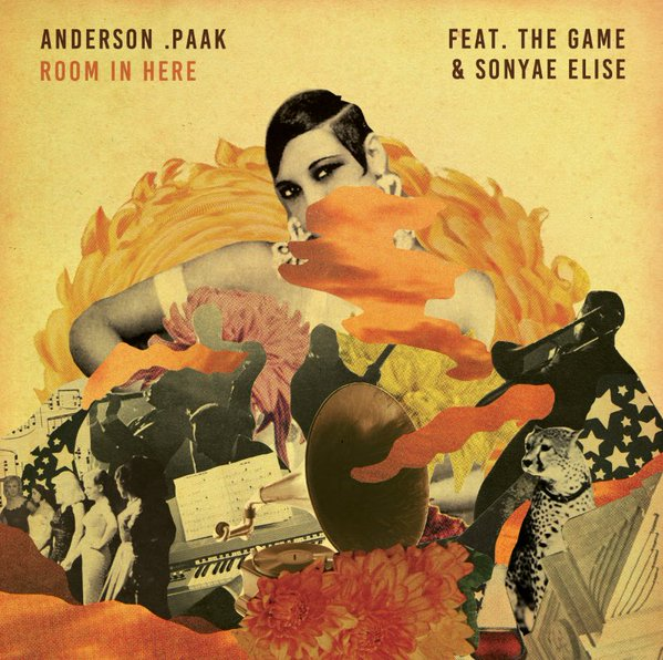 """Anderson .Paak """"Room In Here"""" ft The Game"""