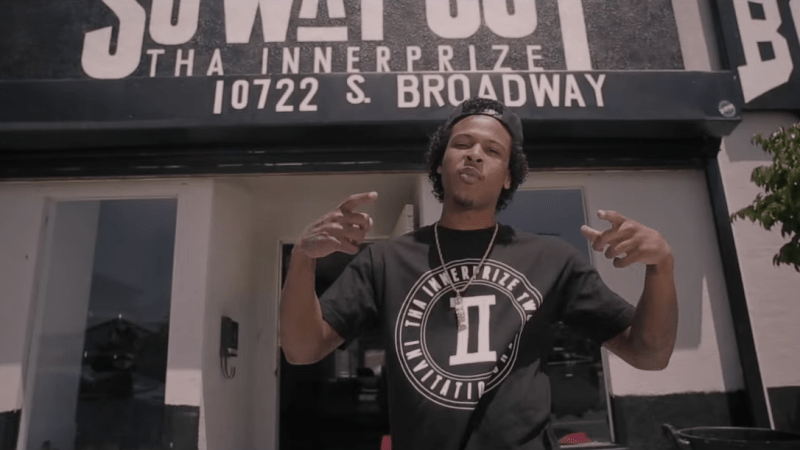 "G Perico x TF x YC Creez ""Bout It"""