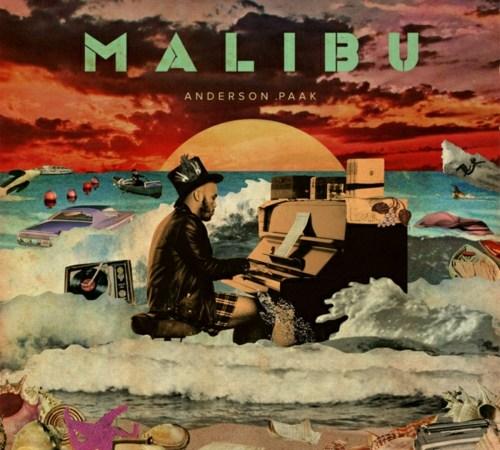 "Anderson .Paak ""Malibu"" LP Stream"
