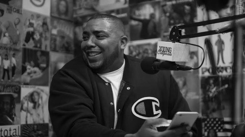 G Malone Interview With Cypress Moreno on Young California Radio