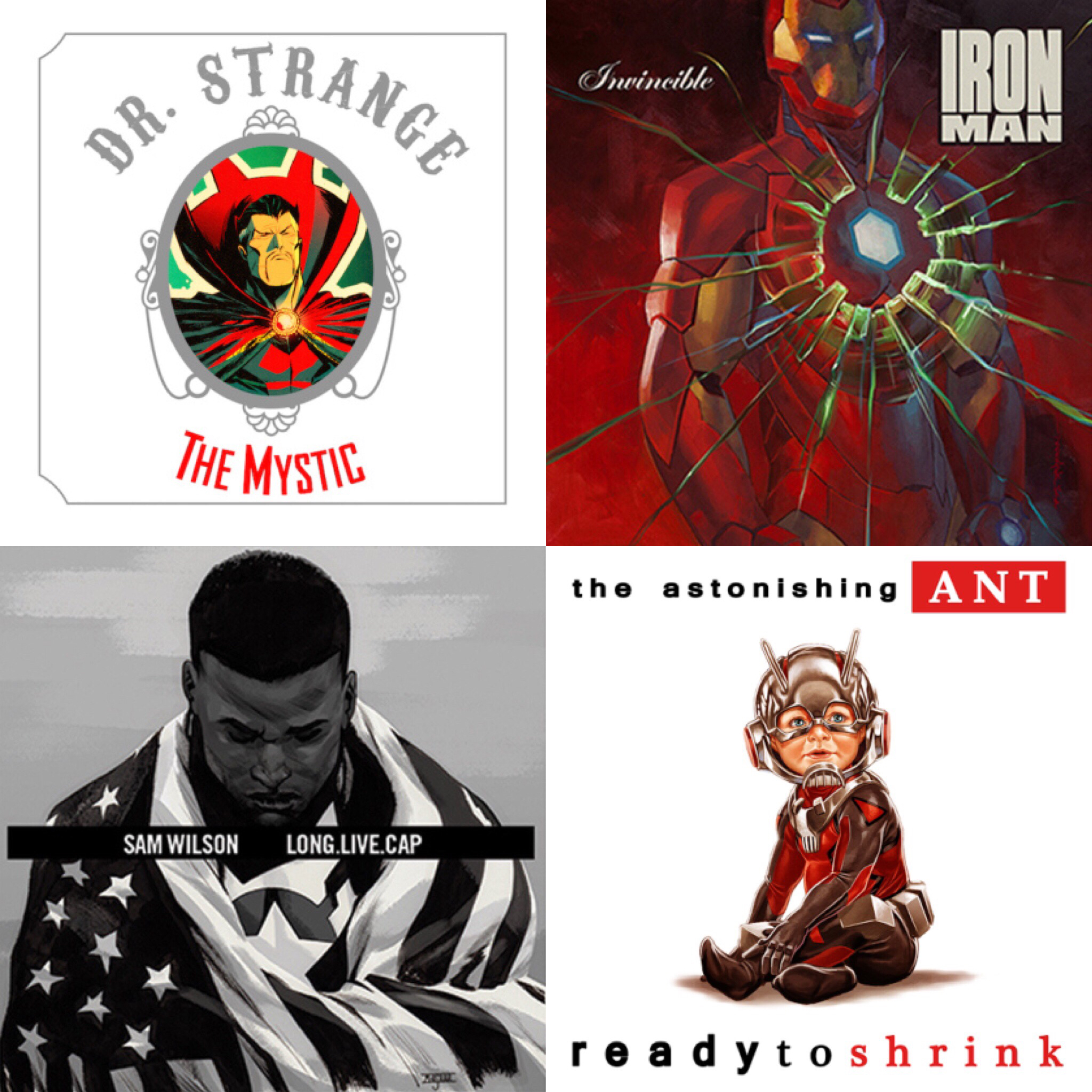 Marvel: The Hip-Hop Covers