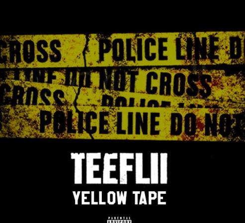"""TeeFlii's  """"Yellow Tape"""""""