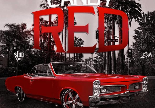 """Slim 400, Webbie & Peryon J Kee """"Candy Red"""""""