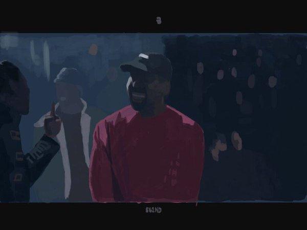 "Kanye West Drops ""30 Hours"" For GOOD Fridays"