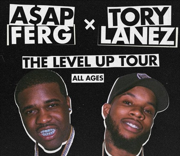"A$AP Ferg & Tory Lanez – ""Line Up The Flex"""