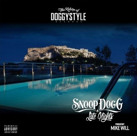 """Snoop Dogg – """"Late Nights"""" (prod. Mike Will Made It)"""