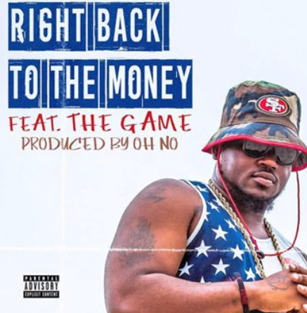 """King Harris f/ The Game """"Right Back To The Money"""""""