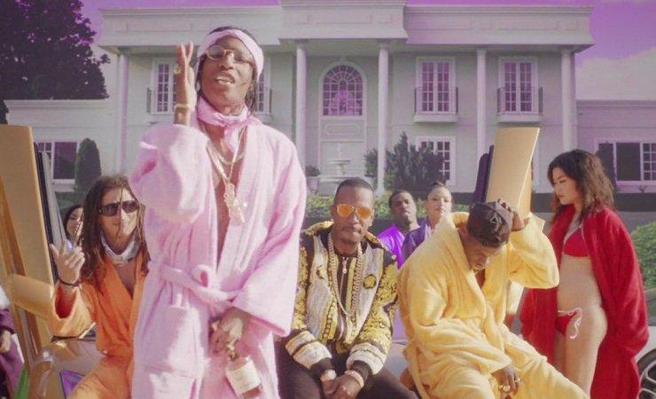 "A$AP Mob – ""Yamborghini High"" Music Video"