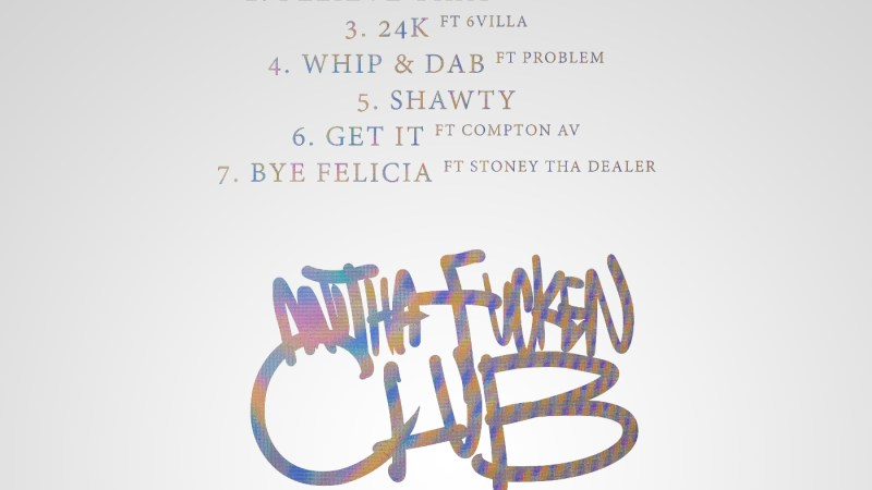OHNO 'The Club' EP Available Now!