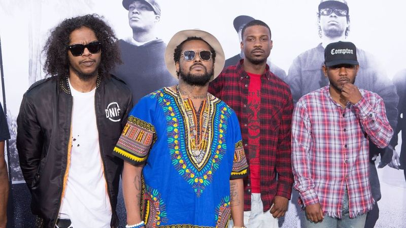 "Black Hippy – ""THat Part"" Remix"