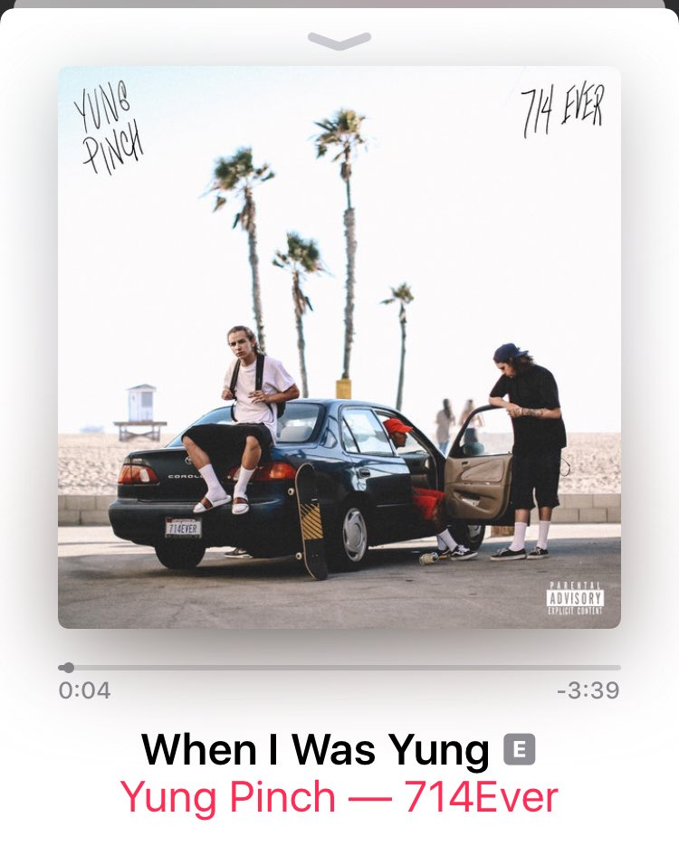 Yung Pinch '714Ever' Mixtape Now Available on Spotify & Apple Music