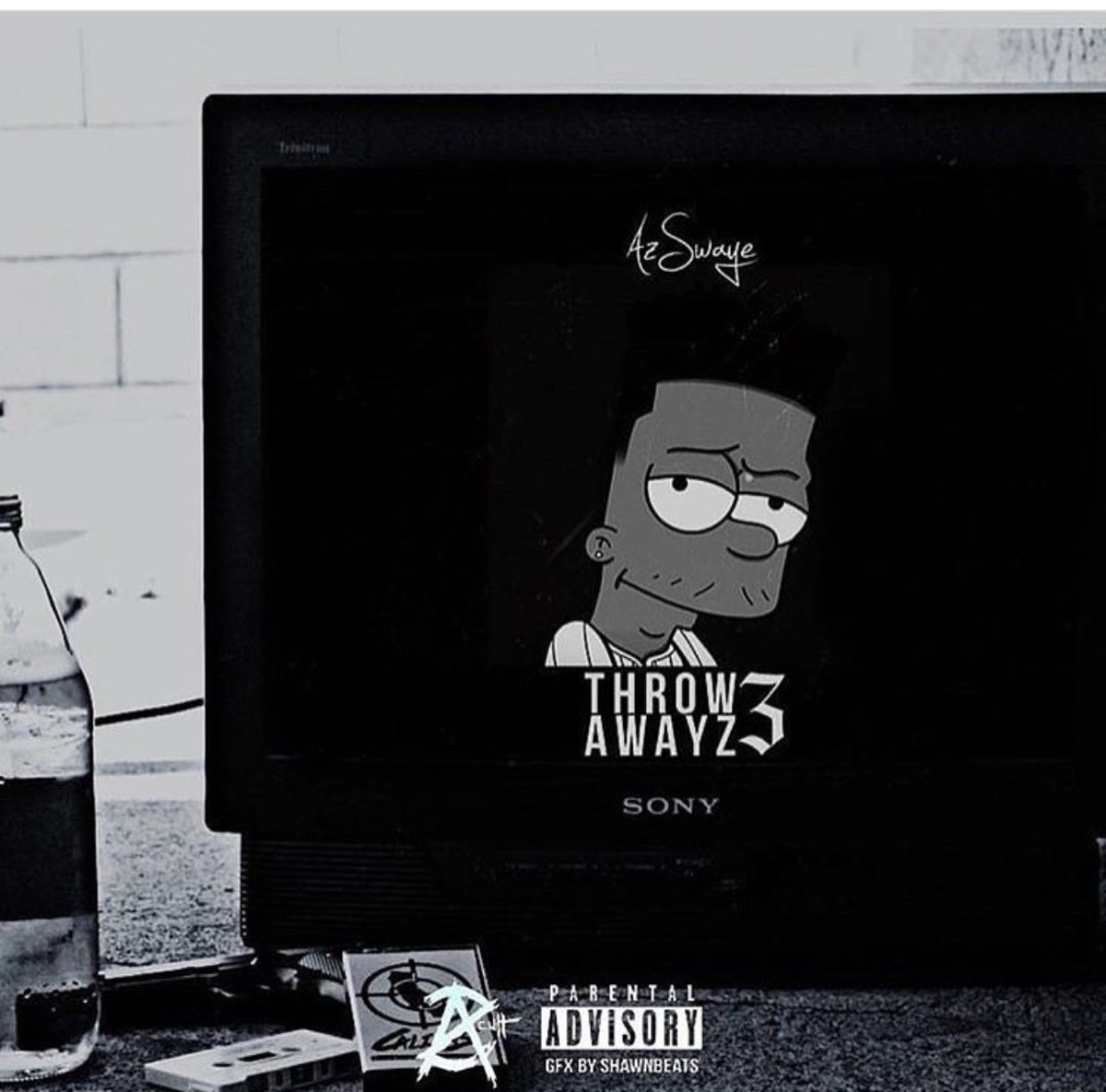 Some Throw Awayz Are Worth Collecting, AzSwaye Releases 'Throw Awayz 3' Tape