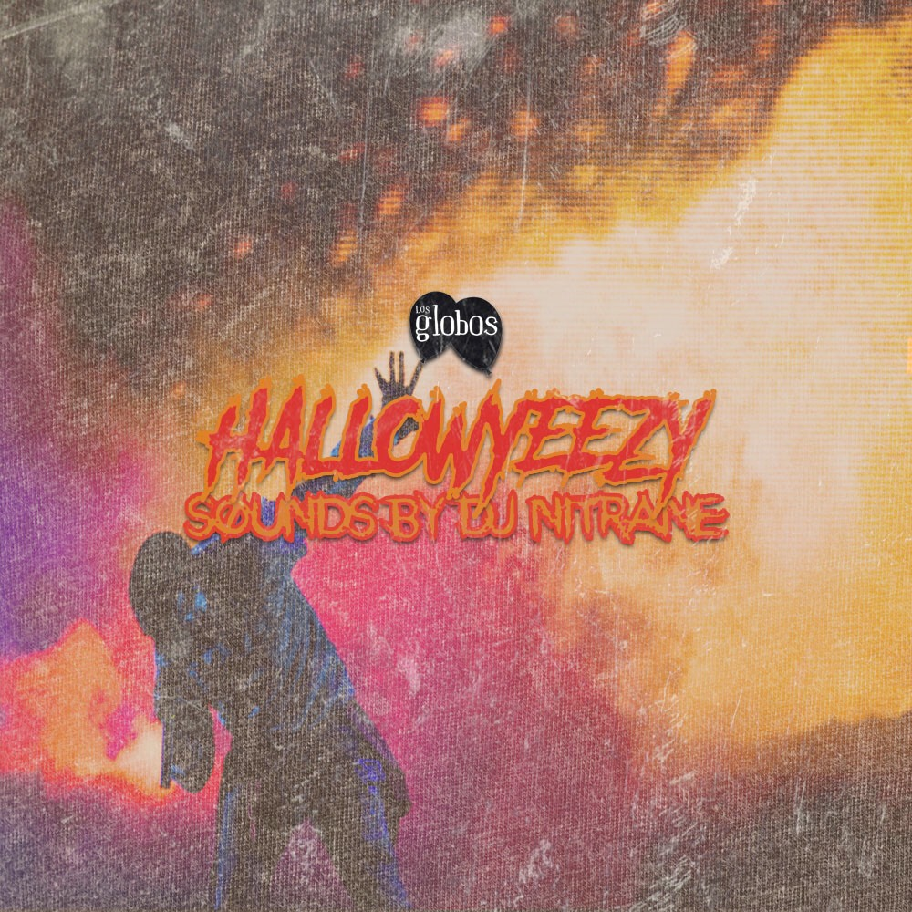 RosecransAve Presents: HallowYeezy 10/31 @ Los Globos. Sounds by DJ Nitrane
