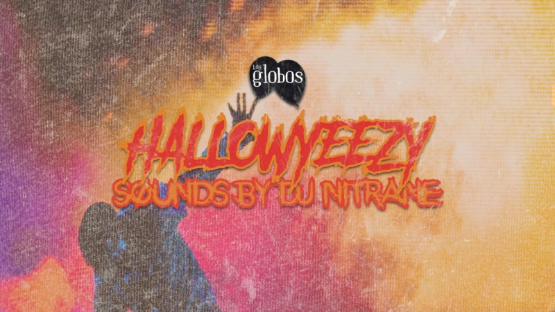 RosecransAve Presents: HallowYeezy 10/31 @ Los Globos. Sounds by DJ Nitrane
