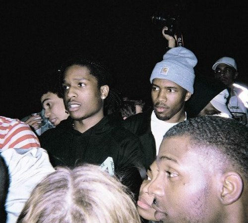 "A$AP Rocky – ""RAF"" ft. Frank Ocean, Quavo, Playboy Carti, & Lil Uzi Vert"