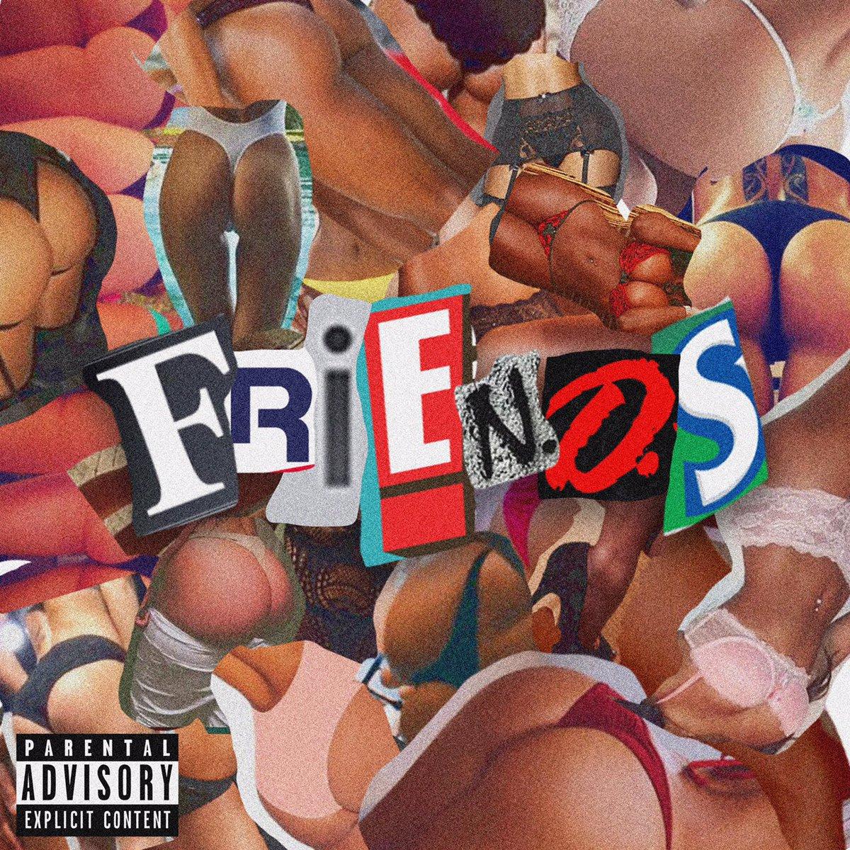 "Rob Two ""Friends"" Prod. KJ Santana of 808 Mafia"