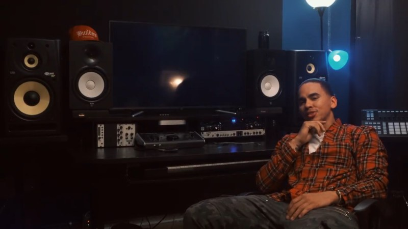 Adrian Marcel Speaks on Oakland, 2AM Success, 'GMFU' With Rosecrans Ave